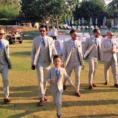 Empire Wedding suits