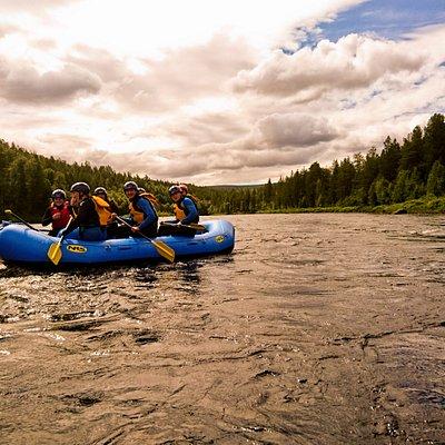 Rafting Dunder Adventures
