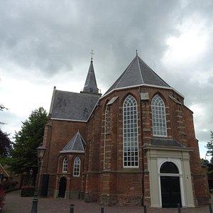 Pieterskerk van Breukelen uit 15de eeuw