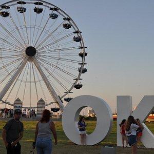 Wheeler Ferris Wheel OKC