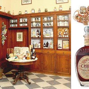 E' un Elixir unico, composto dall'armonioso incontro di 2 pregiate varietà di China tropicale.
