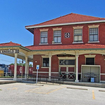 Historic Santa Fe station and museum