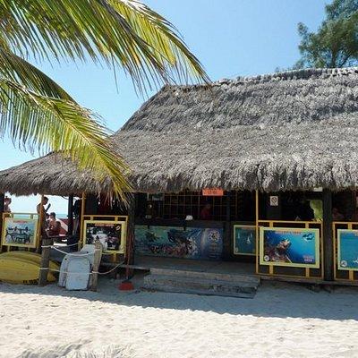 dive center Sandos Caracol Eco Resort