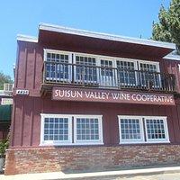 Suisan Valley Wine Company, Fairfield, CA