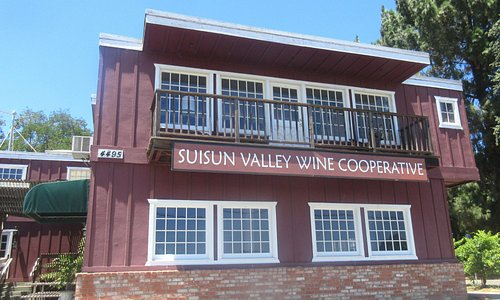 Suisan Valley Wine Company, Fairfield, CA