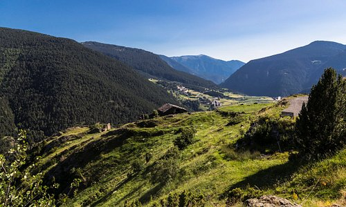 Senderismo: La Vall del Riu / Randonnée: La Vall del Riu