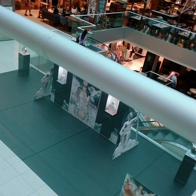 ABC shopping center