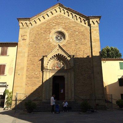 Chiesa dei SS Michele e Adriano