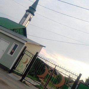 Мечеть в Соль-Илецке