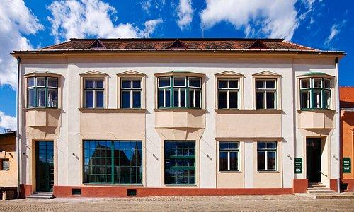 Znojmo Brewery main building