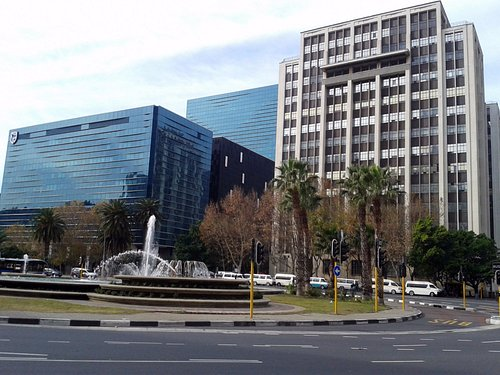 Adderley Street - Cape Town, South Africa