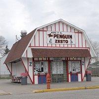 Penguin Zesto (east) Winona, Minnesota