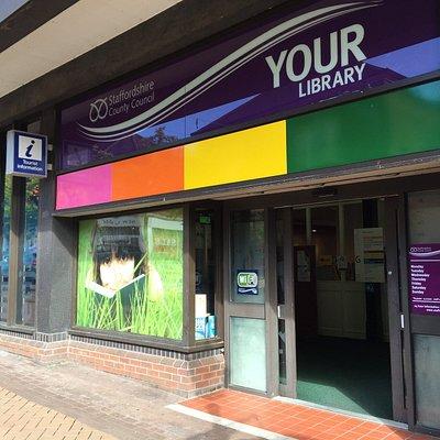 Tourist Information Centre Newcastle under Lyme