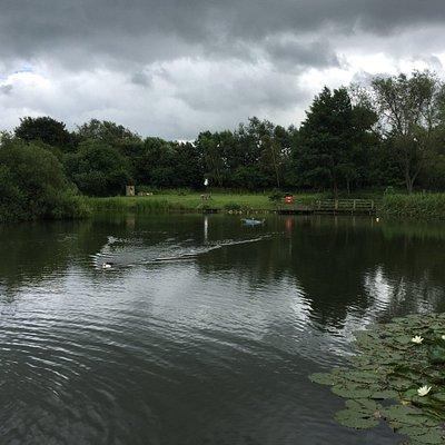 Sugar Mill Ponds