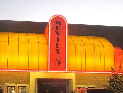 Movies 5, Woodland, CA