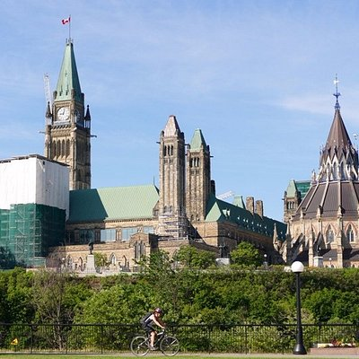 View of Parliament Hill