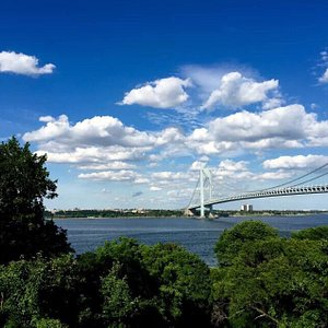 世界十大悬索桥之一!