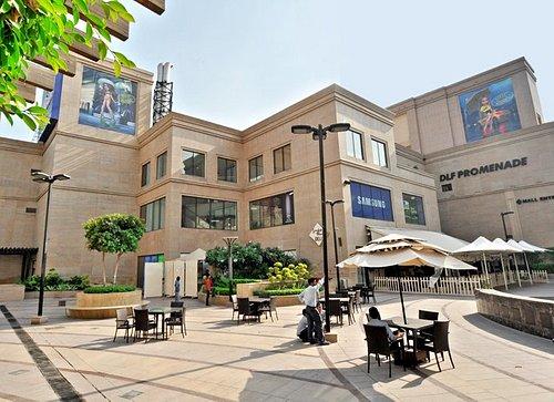 DLF Promenade Hub Area