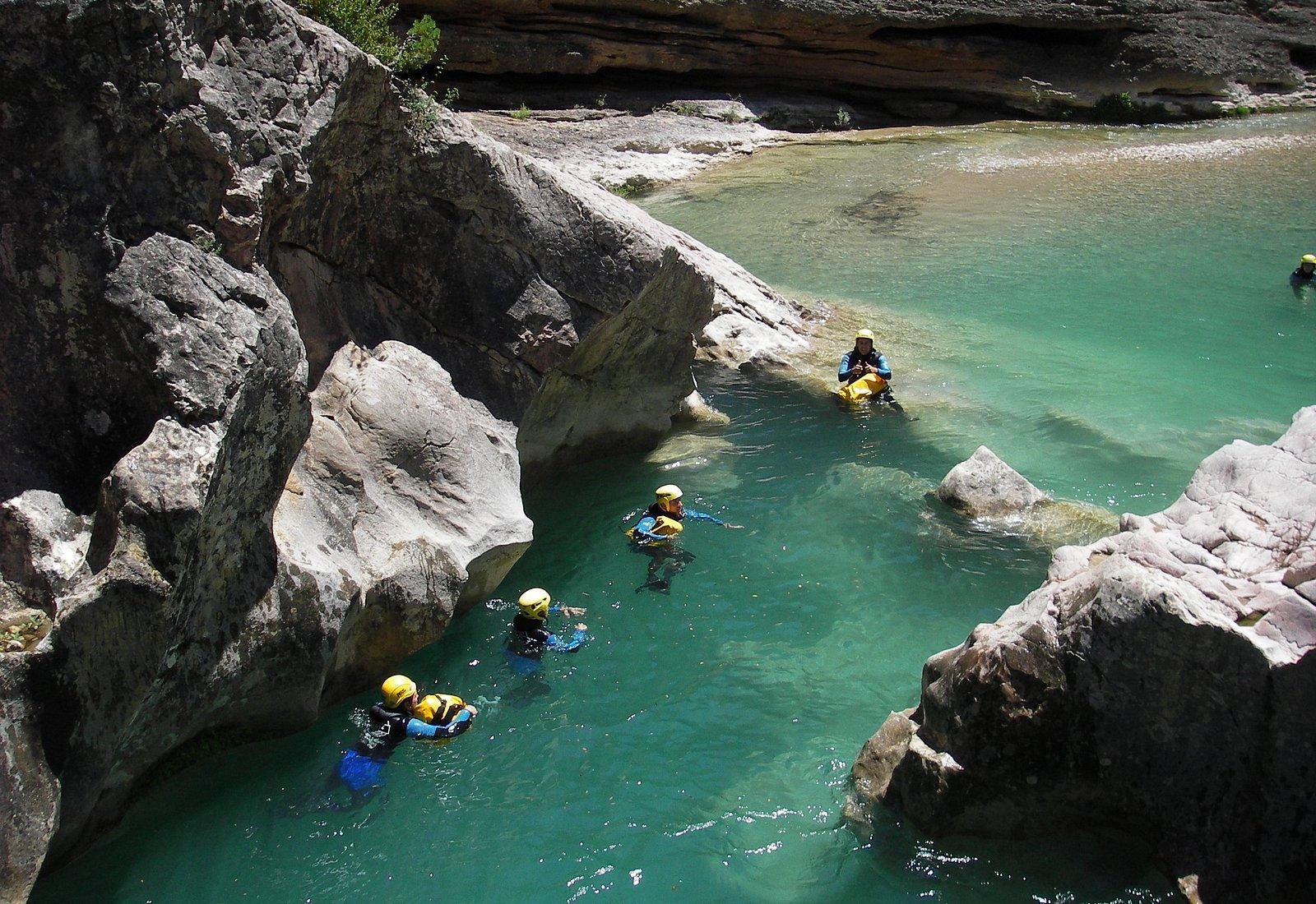 canyon Mont Perdu