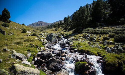 Valle del Madriu-Perafita-Claror / Vallée du Madriu-Perafita-Claror