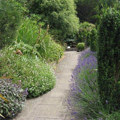 Jills Garden in Grove Park