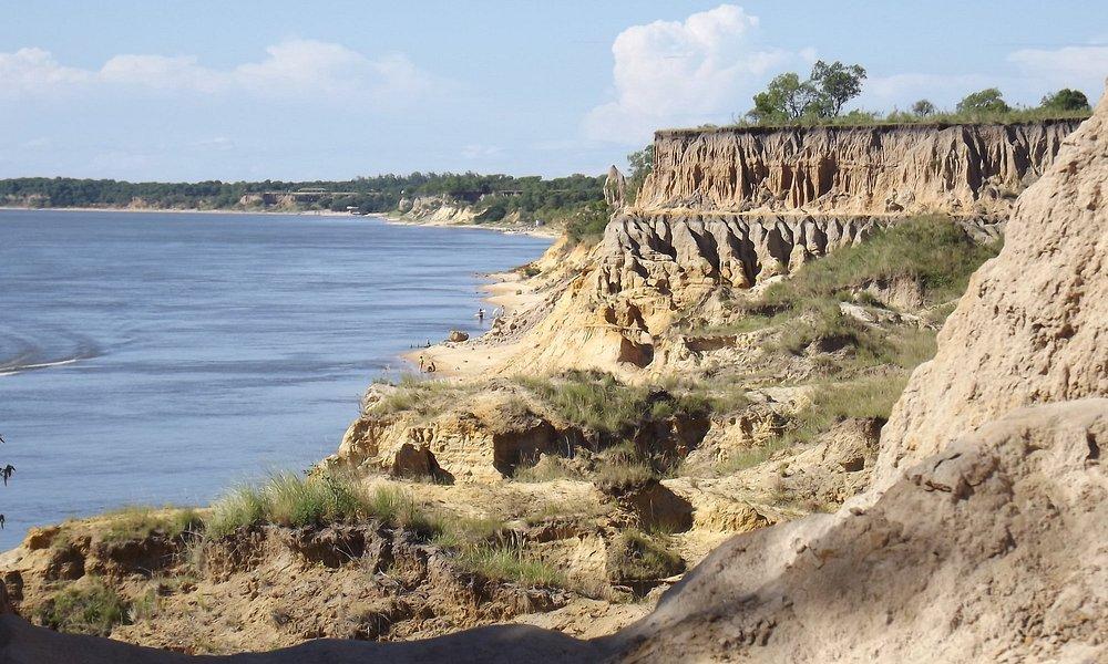 Barrancas de Empedrado, Corrientes