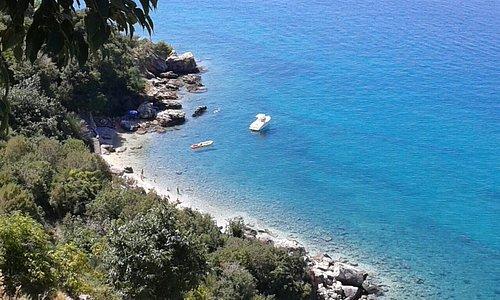 Spiaggia stara baska krk
