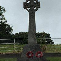 War Memorial Burton Agnes