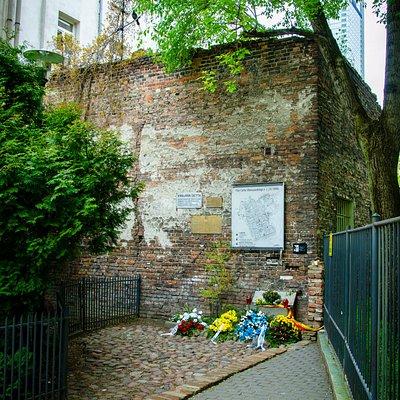 Стена Гетто
