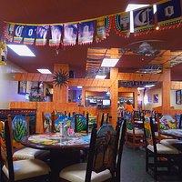 El Salto Mexcian Restaurant Maumee Ohio