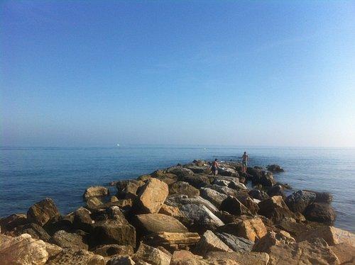 Puerto Cabopino beach & marina