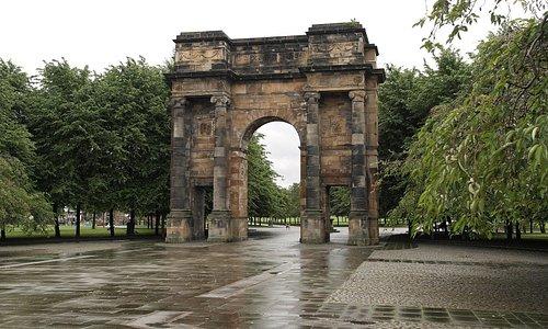 Glasgow Green..