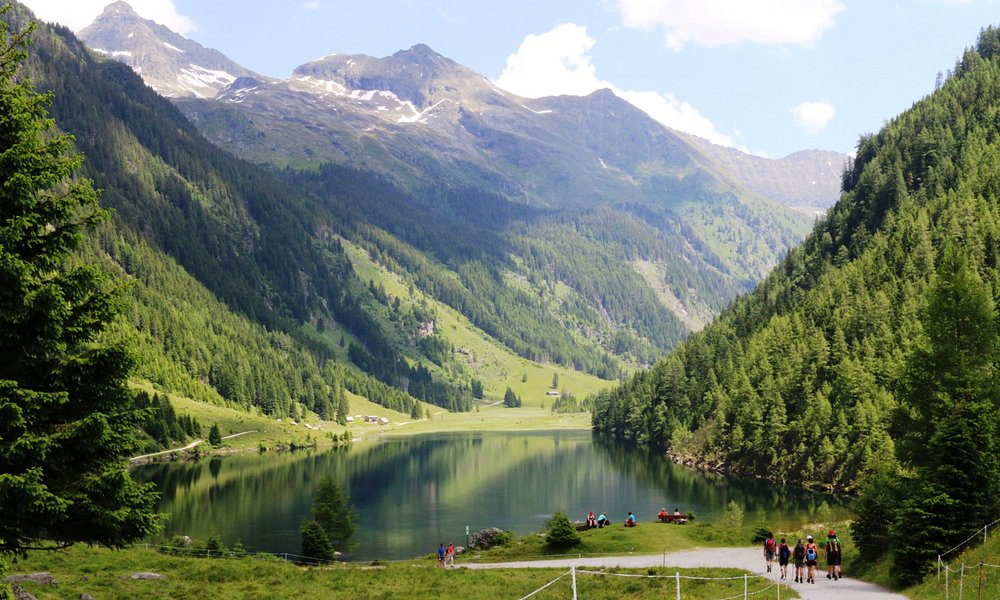 Wilde Wasser, Riesachsee