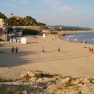 Playa de Sant Gervasi
