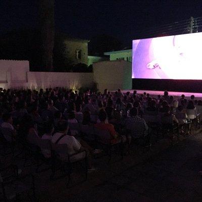 Cinelux Open Air Cinema