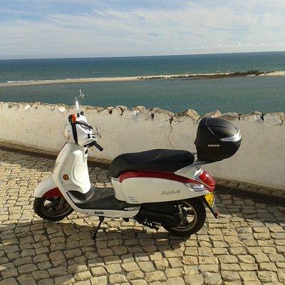 Scooter Rental in Eastern Algarve
