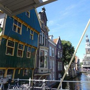 het huis met de kogel uit 1557;Alkmaar