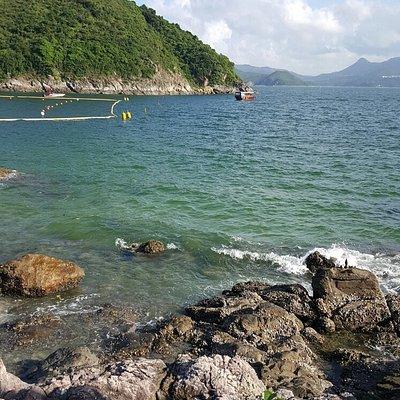 廈門灣泳灘(半月灣)