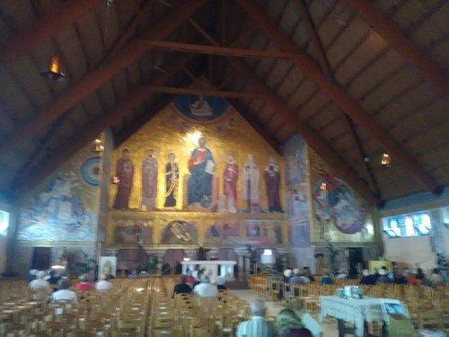 Mosaico dell'Altare Maggiore