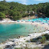 Spiaggia di Veli Zal