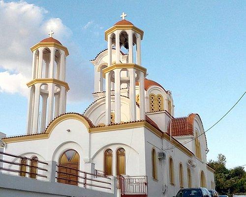 Church Timios Stayros