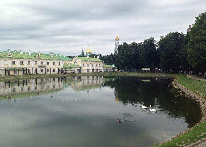 Trinity-Sergius Monastery (Troitse-Sergiyeva Lavra)