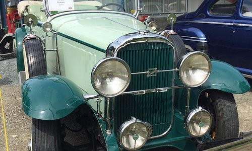 Classic car show on July 17.