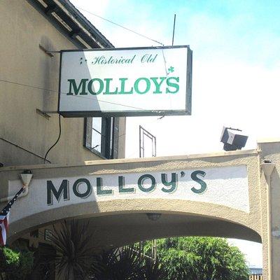 Molloy's Tavern, Colma, Ca