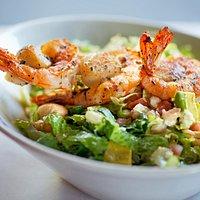 """Duke's """"Un""""Chopped Salad"""