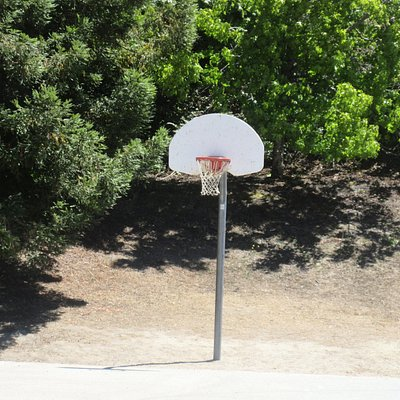 Basketball Court, Frontierland Park, Pacifica, CA