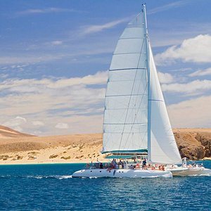 Sailing Lanzarote. Sailing Fuerteventura
