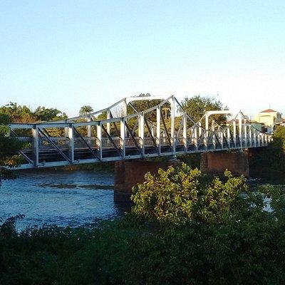 São José do Rio Pardo - Ponte Euclides da Cunha
