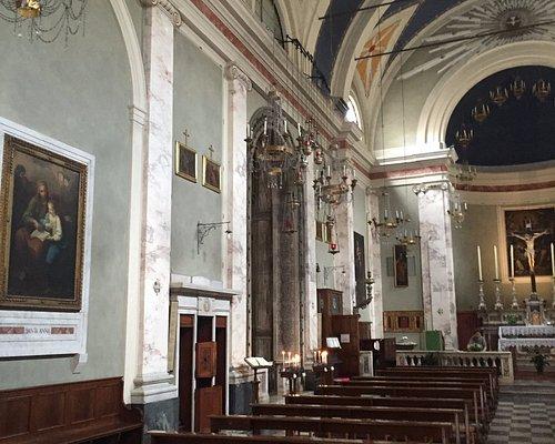 Chiesa di San Leonardo in Borghi