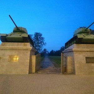 Cmentarz Oficerów Radzieckich